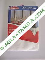Скатерть тканевая белая 120*150 VT6-16803