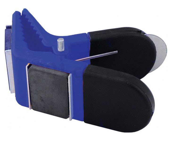 Магнитный держатель для кистей Синий 7068 АСКО-УКРЕМ