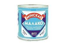 """Молоко сгущенное с сахаром """"Минское"""" ДСТУ 370 гр. ж.б."""