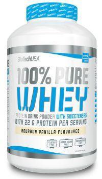 Протеин Biotech USA 100% Pure Whey 1000 g