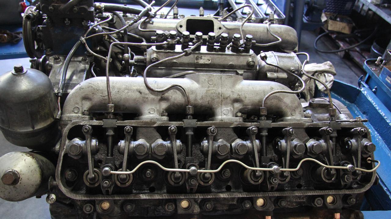 Ремонт двигателя ЯМЗ 236, 238, 7511