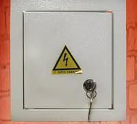 Щит освещения (ЩО) на 6 автоматов внутренний (ЛОЗА) размеры: 165х150х100