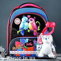 Школьный набор DeLune (рюкзак+сменка+пенал+брелок) 9-114, фото 3