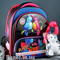 Школьный набор DeLune (рюкзак+сменка+пенал+брелок) 9-114, фото 2
