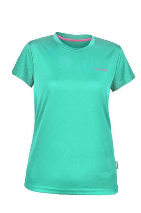 Женская футболка Martes Lady Solan MINT-PINK, фото 2