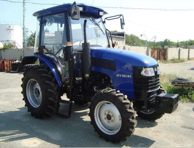 Трактор ДТЗ 5504К ( 50 л.с. 4х4 4 цил. ГУР)