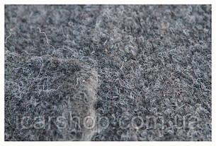 Ковролін Зеніт Темно-сірий / Ширина 4,0 м