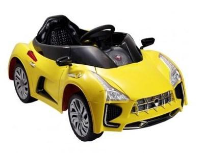 Электромобиль Sport-Car Yellow
