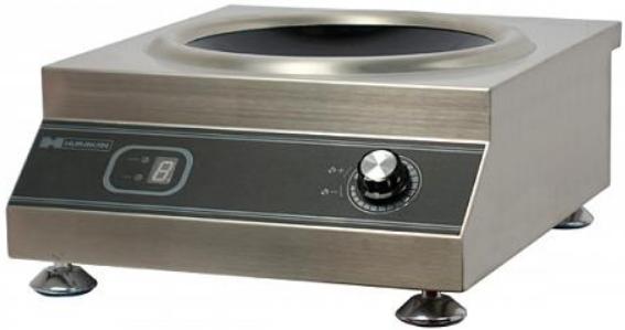 Плита индукционная wok Hurakan hkn-icw50d