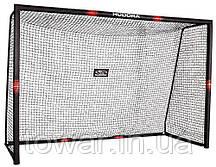 Футбольные ворота Hudora ProTect  300x200x120 GERMANI