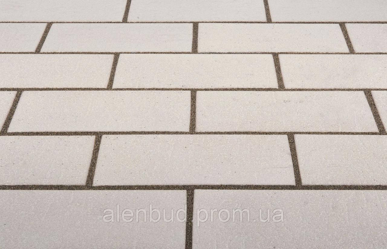 Клинкерная брусчатка stroeher 238 aluminium matt spaltklinker