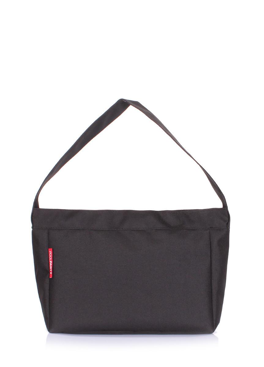 Женская повседневная сумочка POOLPARTY черная