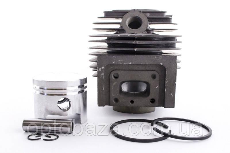 Цилиндро-поршневая группа 44 мм (черная) для мотокос серии 40 - 51см, куб