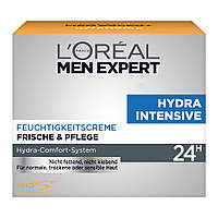 L'Oréal men exper Hydra Intensive Feuchtigkeitscreme Frische & Pflege-Интенсивный увлажняющий крем для мужчин