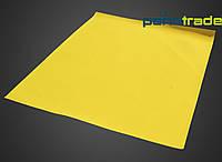 Фоамиран EVA/ЕВА Материал для декора  жёлтый, 2мм