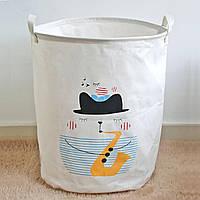 Корзина для игрушек Кошачий блюз Berni, фото 1