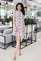 Летнее Платье Лали в мятном цвете, фото 1
