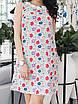 Летнее Платье Лали в мятном цвете, фото 2