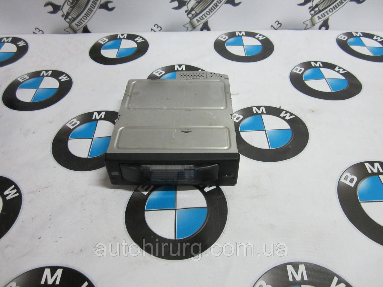 CD-чейнджер BMW e60 5-series (65126956939), фото 1