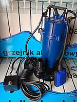 Фекальный насос с измельчителем Forwater WQD 12-10-1,5