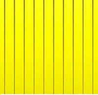 Сотовый поликарбонат SUNNEX Желтый 2100х6000х6