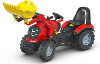 Трактор педальный Rolly Toys 651009