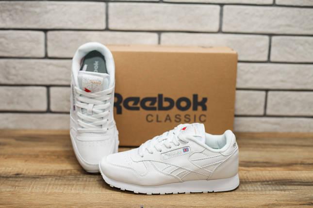 Кроссовки подростковые Reebok Classic   20202, фото 2