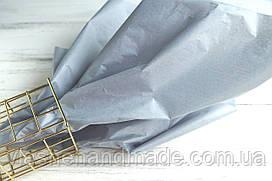Папір тішью СІРИЙ (50х70 см)