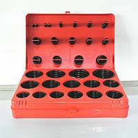 Набор уплотнительных колец дюймовые размеры, 382 ед. 50652 JBM, фото 1
