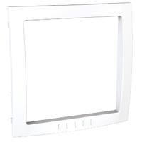 Вставка для рамок Белый Unica Schneider, MGU4.000.18