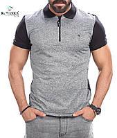 Мужская брендовая футболка поло RUBASKA 2018 - RSK-4104