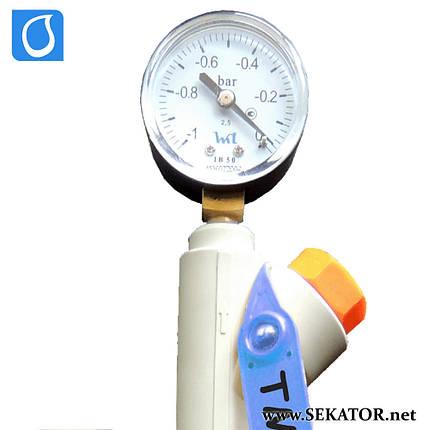 Тензіометр іригаційний AQUAMETER ECO, модель ТМ (для теплиць), фото 2