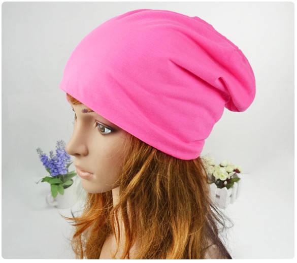 Молодежная шапка в стиле хип - хоп