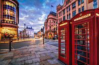 Картина на стекле 40х50 см лондон 7