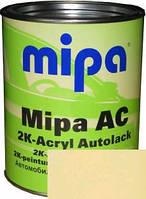 Автокраска акриловая 1021 Лотос MIPA 2K  1л без отвердителя