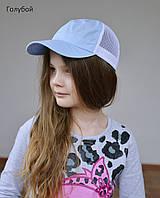 Детская летняя бейсболка, фото 1