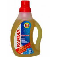 Средство для мытья полов SARMA 7 в 1, 750 мл, фото 1