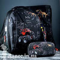 Школьный набор DeLune (рюкзак+сменка+пенал+брелок) 7mini-006