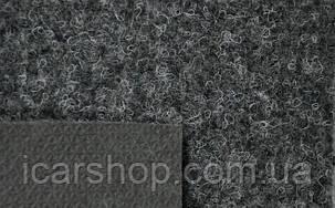 Ковролин Orotex Tucson Темно Серый / Резина / 2 м