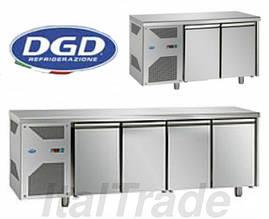 Столы холодильные DGD (Италия)