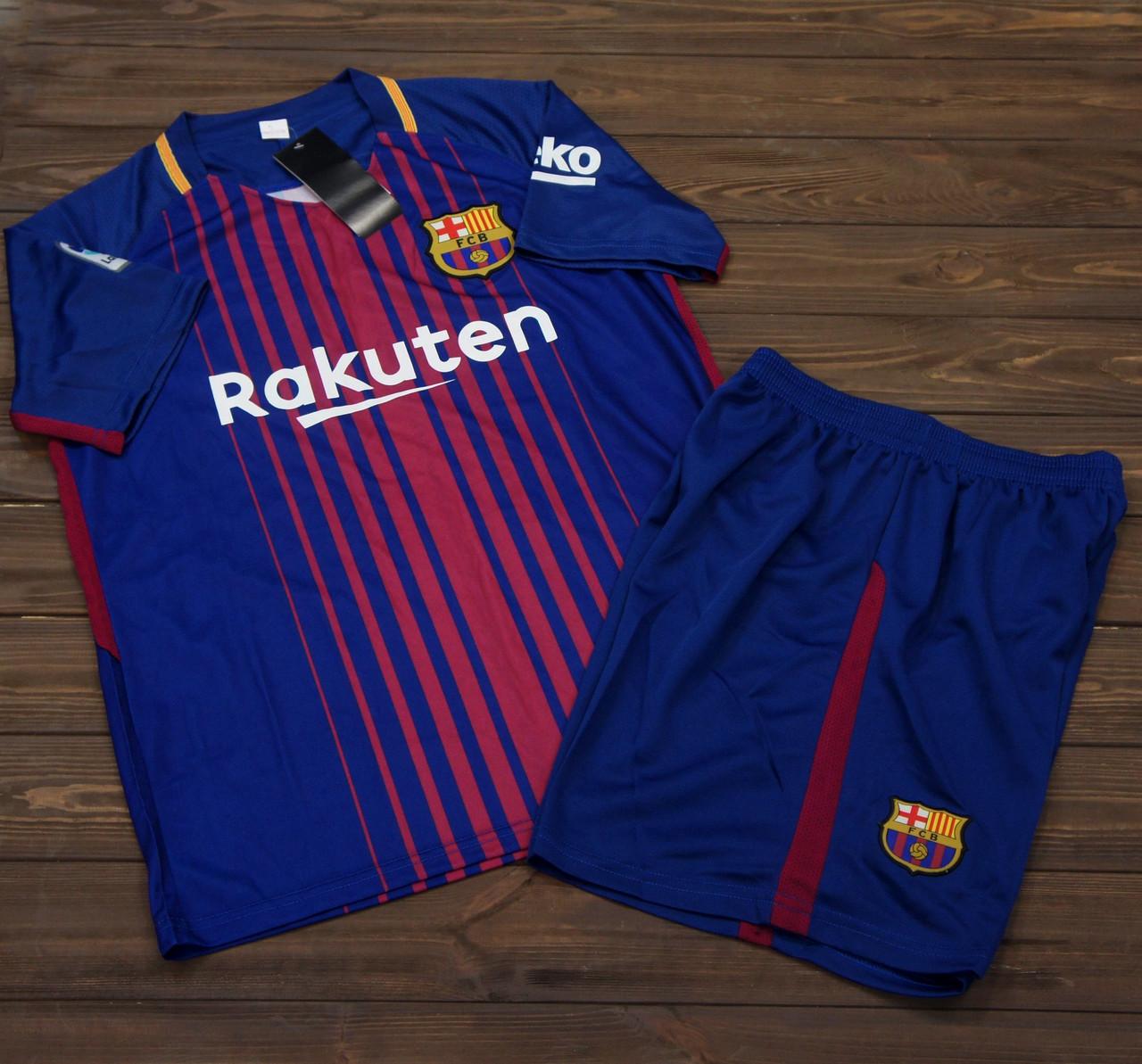 Форма футбольная Nike Dri-FIT ФК Барселона