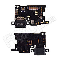Разъем зарядки для Xiaomi Mi6 с нижней платой