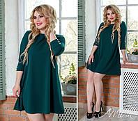 Платье женское большие размеры (цвета) СЕР1205, фото 1