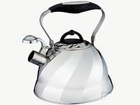 Чайник Peterhof 3.0 л PH-15533 со свистком.