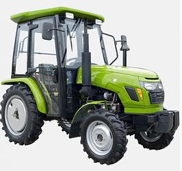 Трактор с кабиной DW 244DC (24 л.с. 4х4, 3 цил. ГУР)