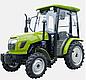 Трактор с кабиной DW 244DC (24 л.с. 4х4, 3 цил. ГУР), фото 2