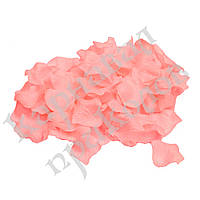 Лепестки роз (уп. 120шт) персиковые, фото 1
