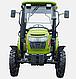 Трактор с кабиной DW 244DC (24 л.с. 4х4, 3 цил. ГУР), фото 5