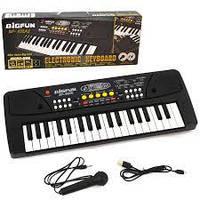 Музыкальный инструмент Синтезатор микрофон, BF-430A2, 007857