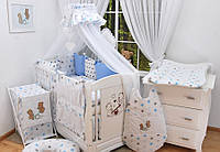 Детская кроватка с полным комплектом DARLAND, фото 1
